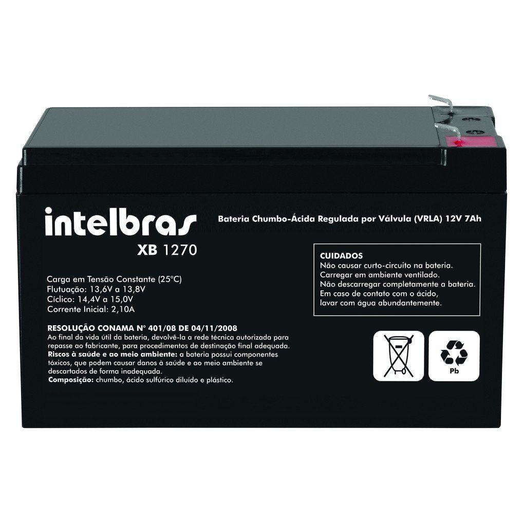 Bateria Alarme/Nobreak 7ah 12v
