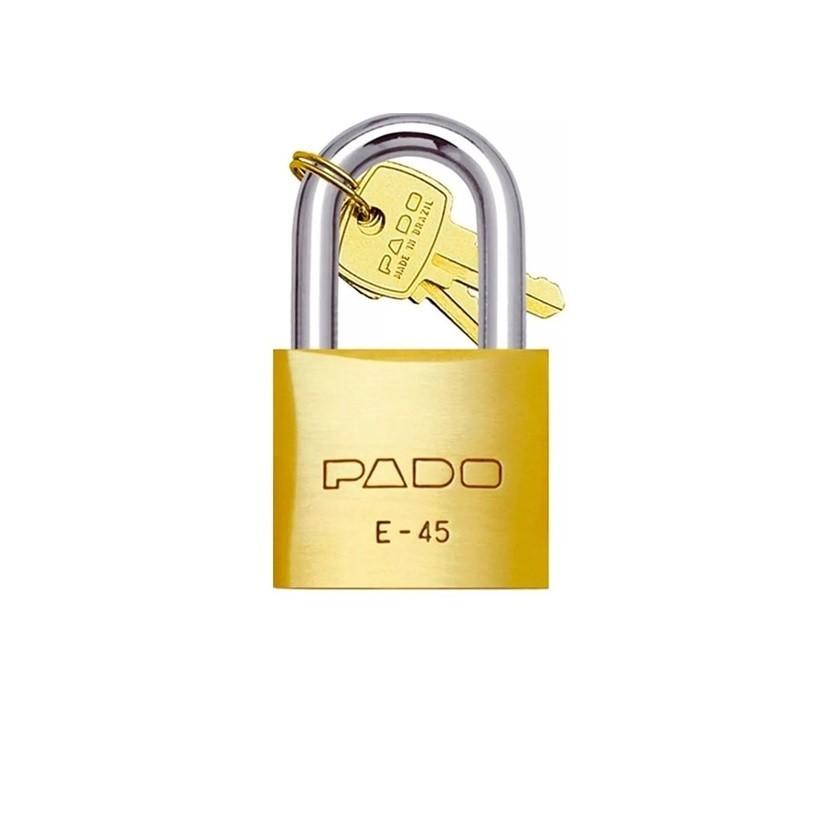 Cadeado 45mm Padrao Rs   - A ELETRICA ONLINE