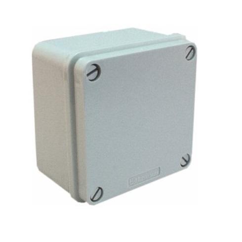 Caixa Betbox 104x104x54 Cinza Escuro