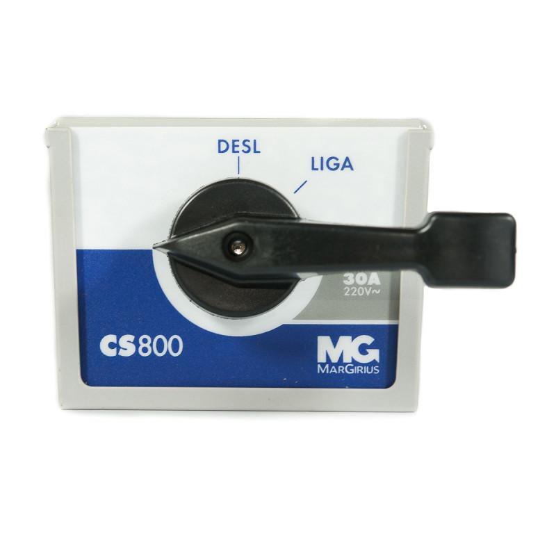 Chave Motor Liga/Desliga 15amp Cs-815