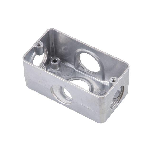 Condulete Aluminio Multipl(X) 3/4