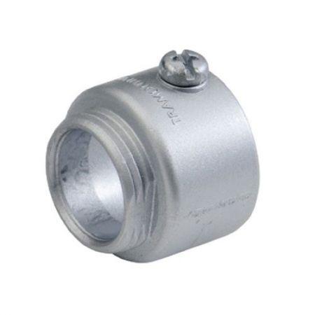 """Conector Saida Condulete Aluminio 1""""   - A ELETRICA ONLINE"""