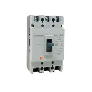 Disjuntor Caixa Moldada Dl100-X - 100a Soprano