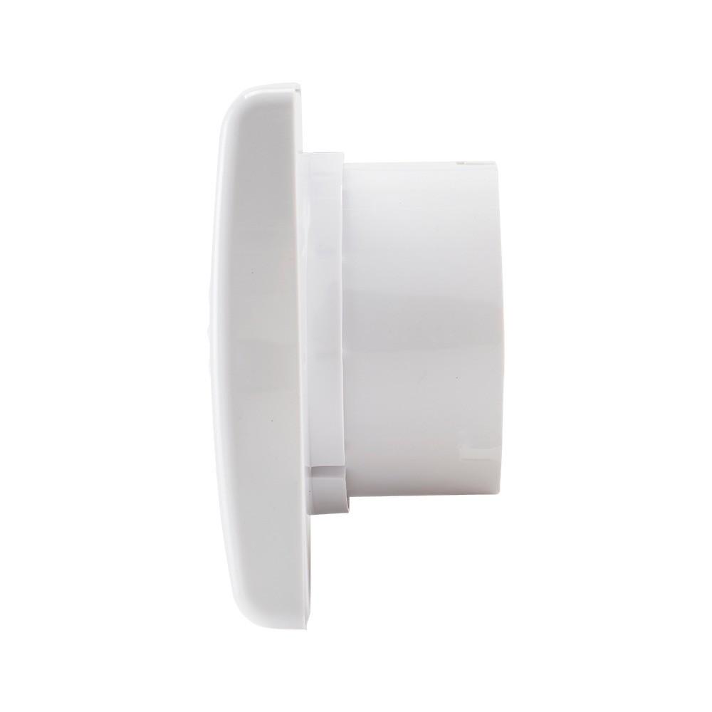 Exaustor Axial 220v 100mm Branco   - A ELETRICA ONLINE