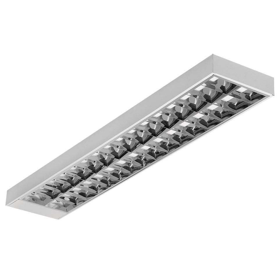 Luminaria Alto Rendimento Ls-802 2x32/40w Sob. Intral