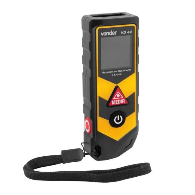 Medidor Distancia Laser 40mt Vd44 Vonder
