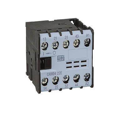 Minicontator Weg Caw04-22-00v25 04a 220v
