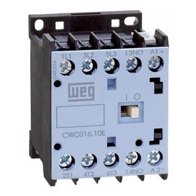 Minicontator Weg Cwc016-10-30v26 16a 220v