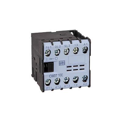 Minicontator Weg Cwc07-10-30v25 07a 220v