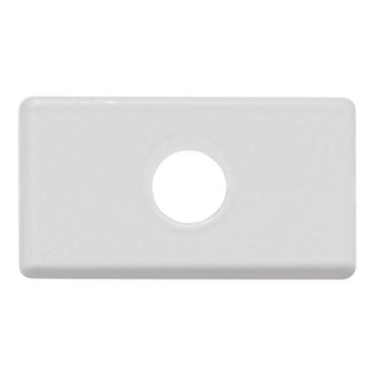 Modulo C/ 1 Furo 9,5mm Aria