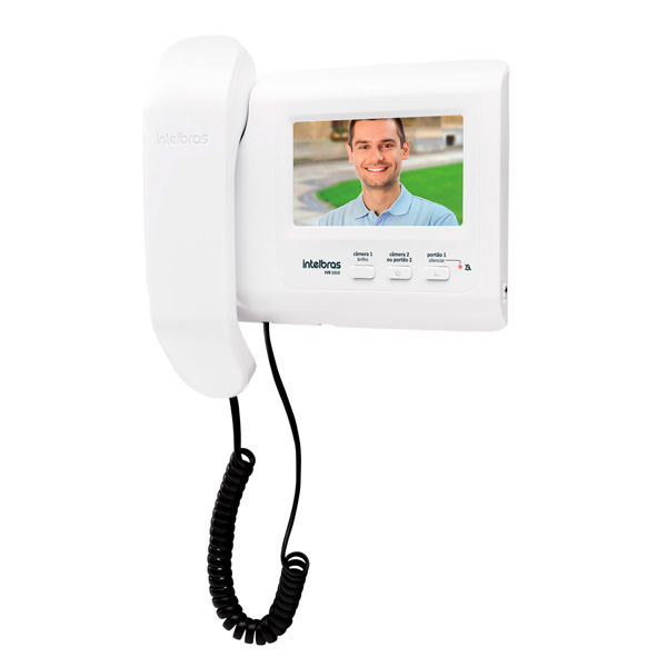 Modulo Interno P/ Videoporteiro Ivr 1010 Intelbras
