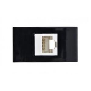 Modulo P/ Telef Rj 11 C/Conect Preto