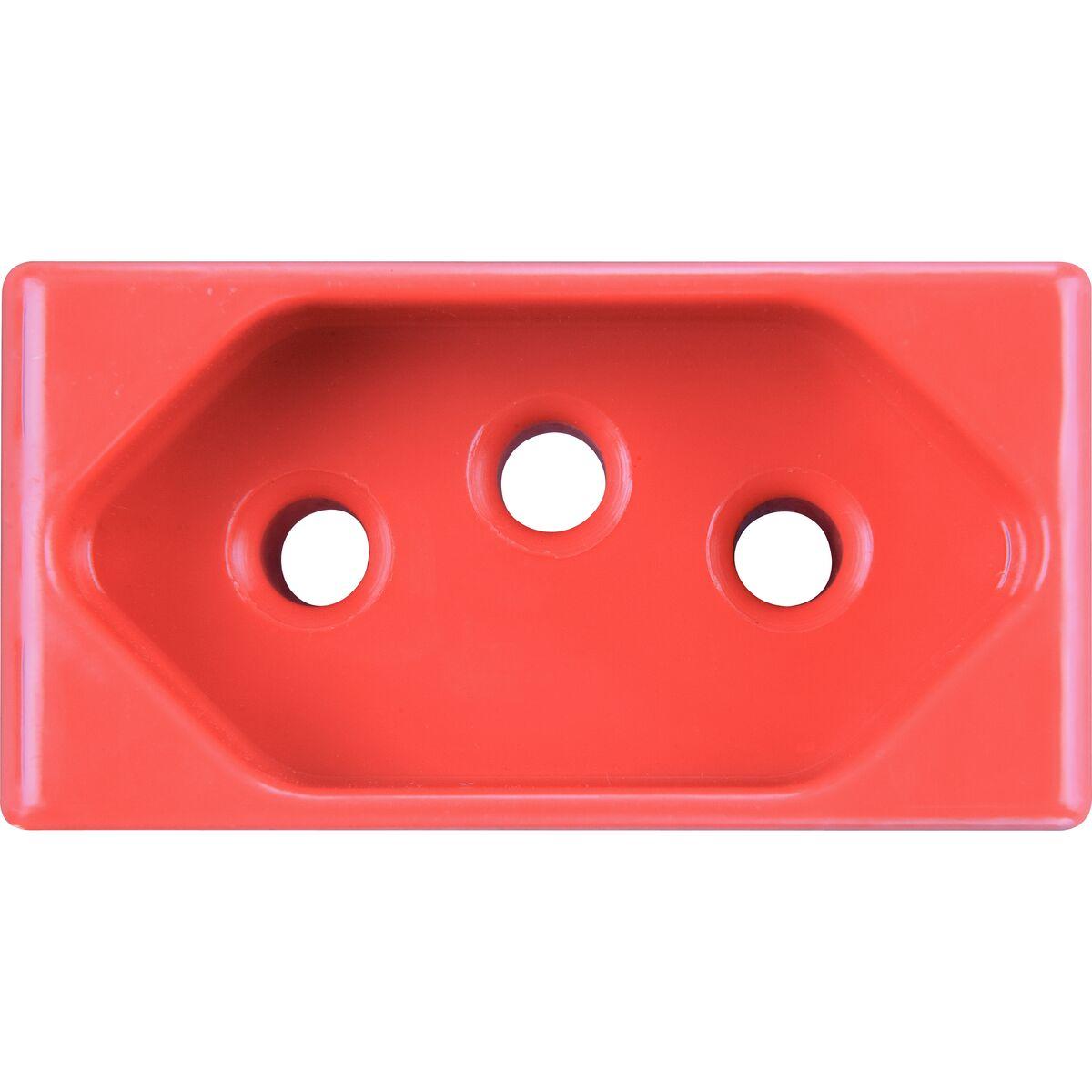 Modulo Tomada 20a Vermelha Liz/Lux 2