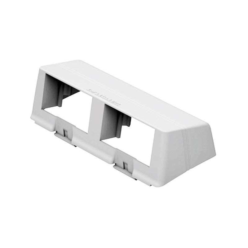Porta Equipamento 2bl Ml Dutotec X - Branco   - A ELETRICA ONLINE