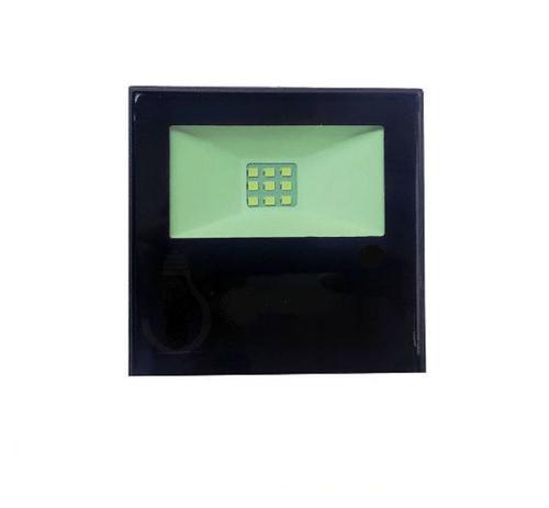 Refletor Embuled Smd Slim 10w Verde