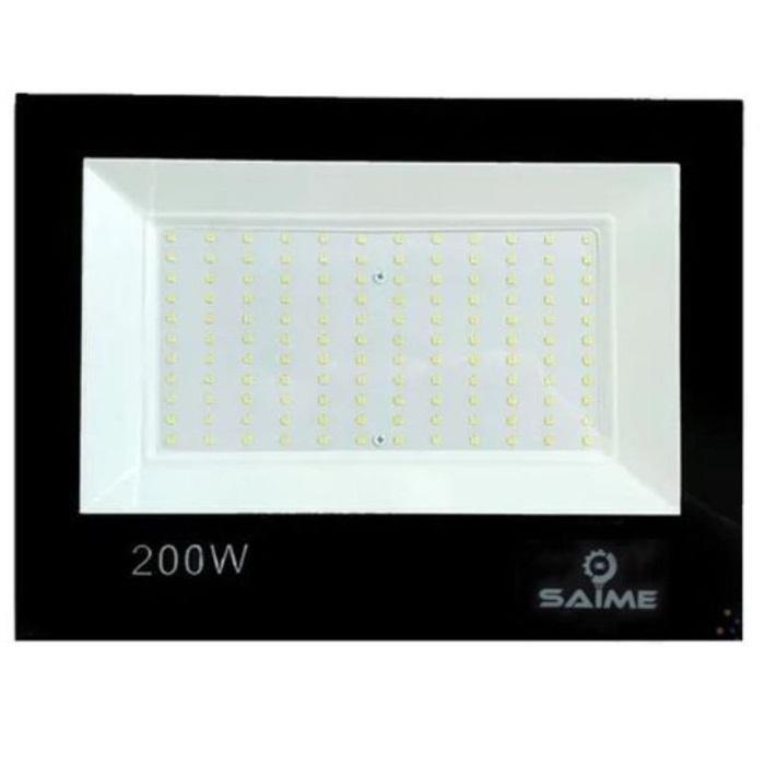 Refletor Embuled Smd Slim 200w 6000k