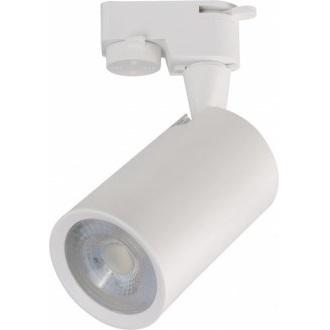 Spot Led Trilho Eletrificado  5w 3000k Branco