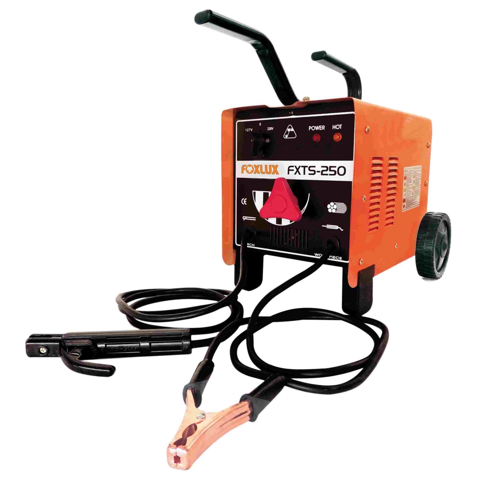 Transformador De Solda Fxts-250 Foxlux