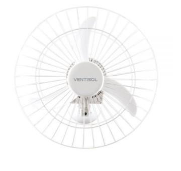 Ventilador Osc Parede 50cm New Branco 220v Premium
