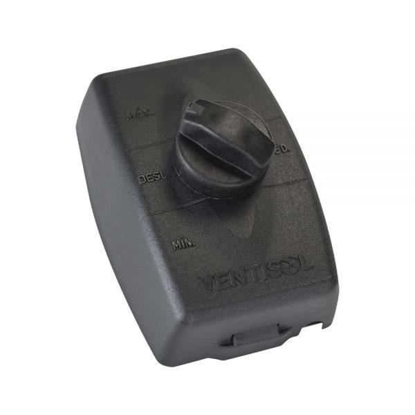 Ventilador Osc Parede 60cm New Preto 220v Premium   - A ELETRICA ONLINE