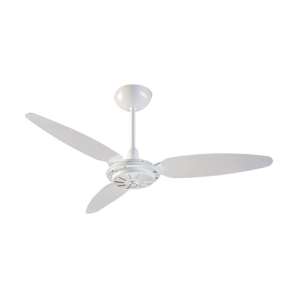 Ventilador Teto Comercial Branco 3p 220v Premium