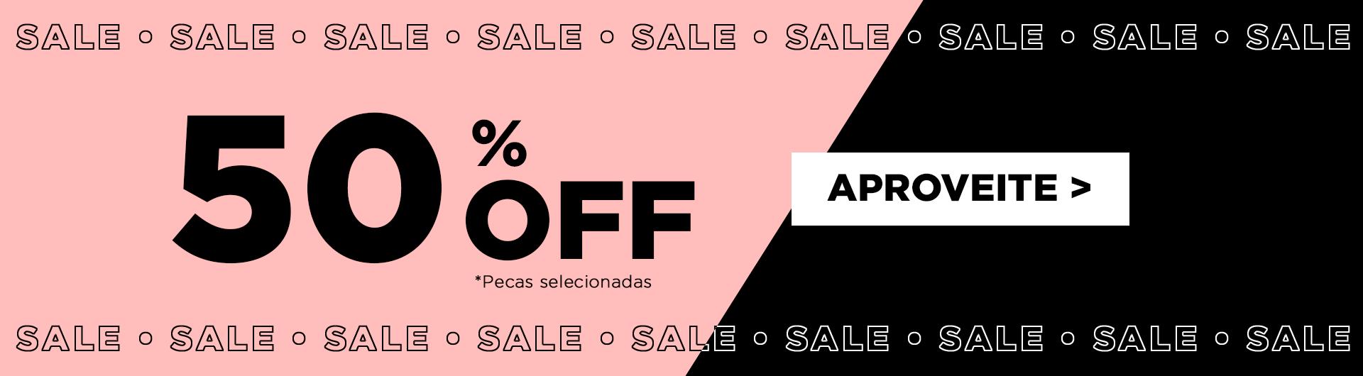 SALE | 50% OFF