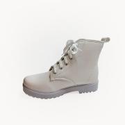 Coturno Boot Branco