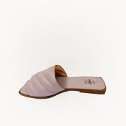 Rasteira Reta Soft Lilac
