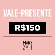 Vale-Presente R$150