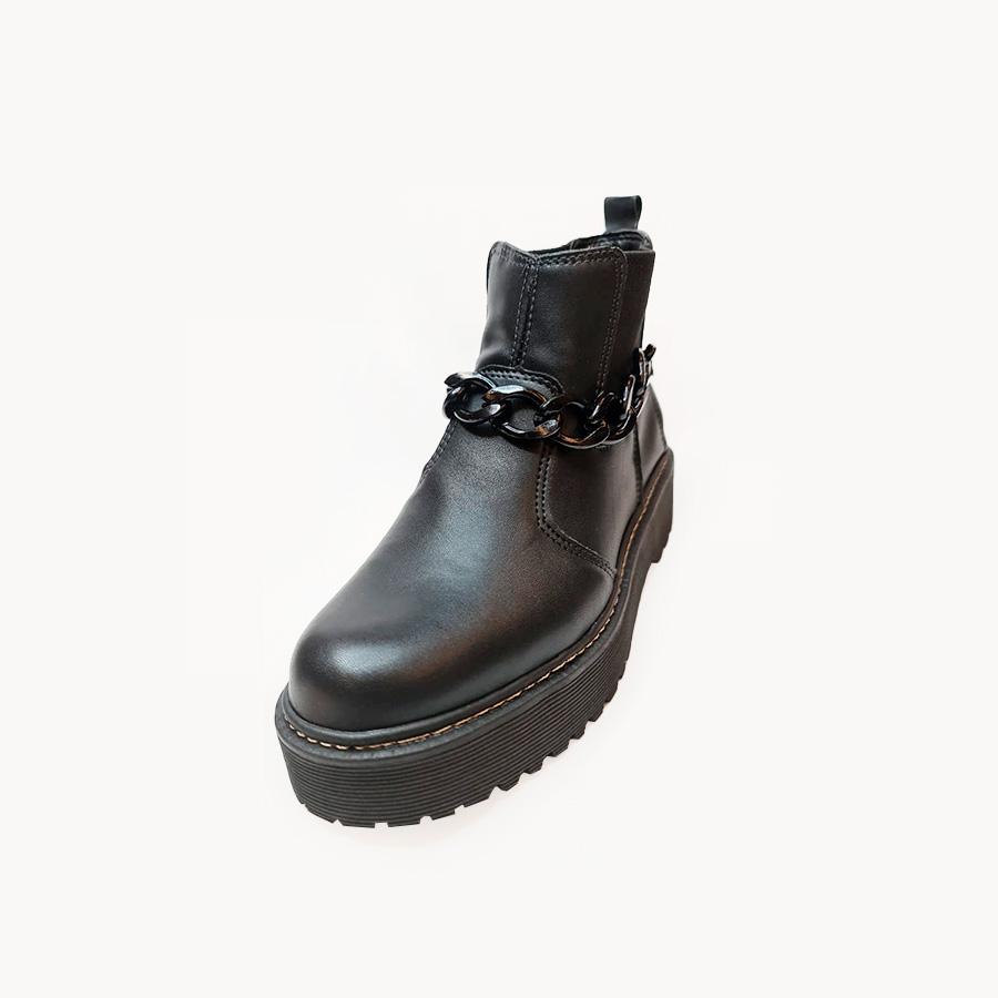 Boot Corrente Preta