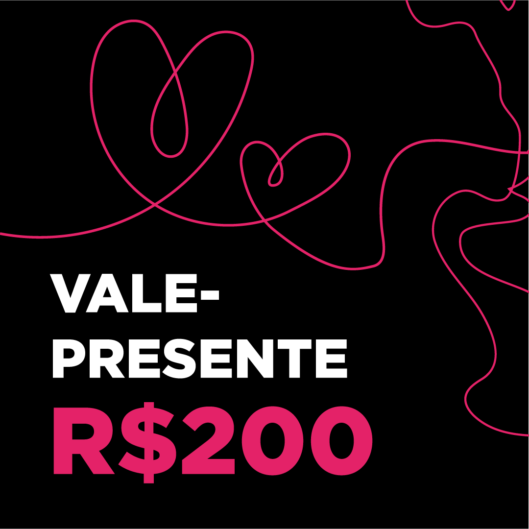 Vale-Presente R$200