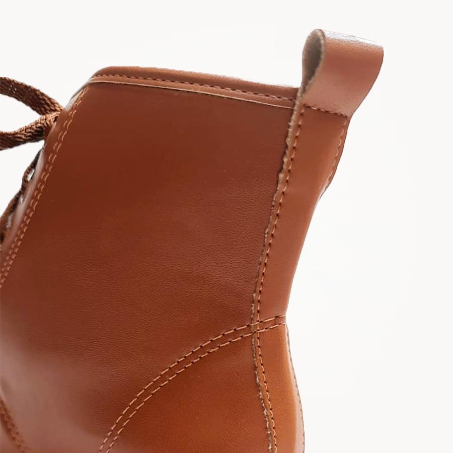 Coturno Boot Caramelo