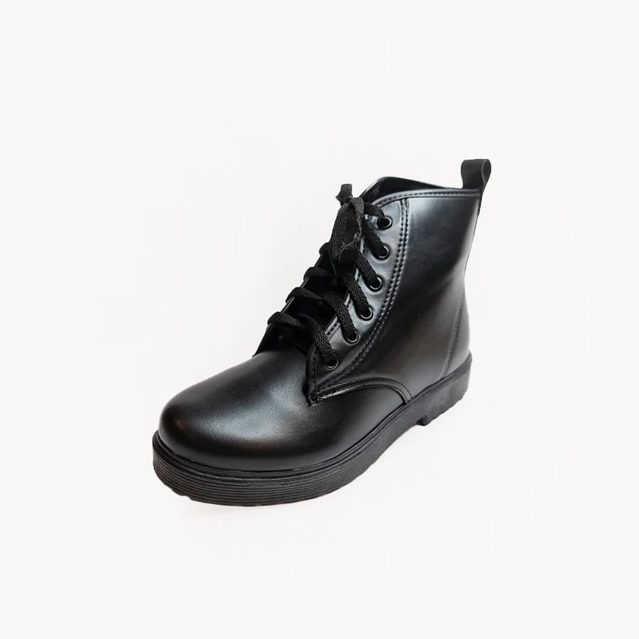 Coturno Boot Preto