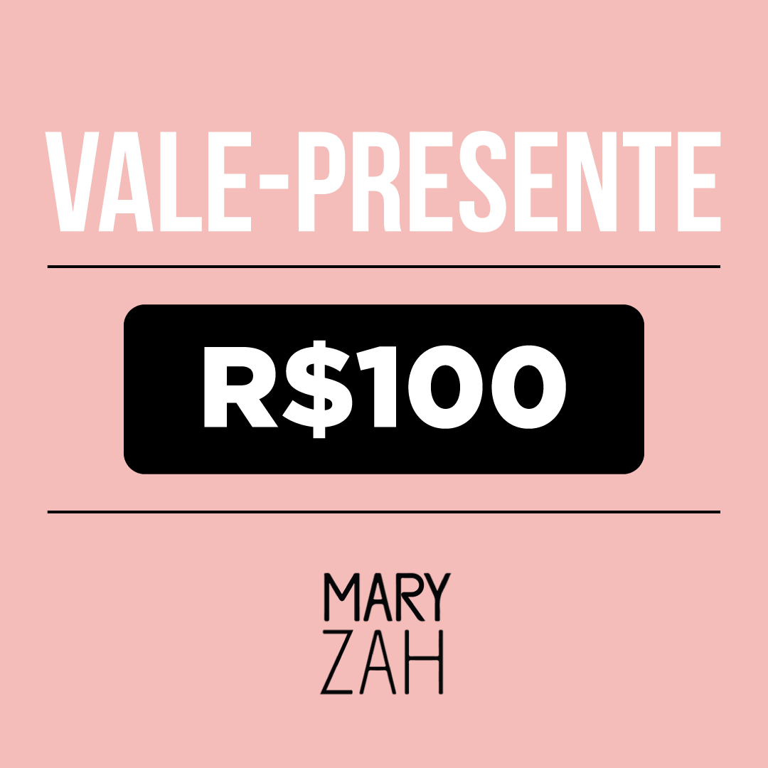 Vale-Presente R$100