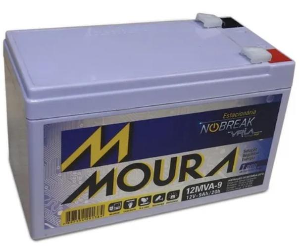Moura 12mva-9 12v 9ah No-break