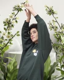 moletom verdinha