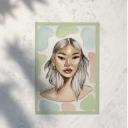print cerejeira verdinha