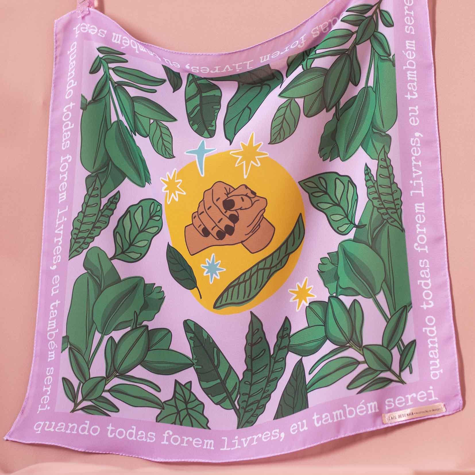 lenço mujeres latinas