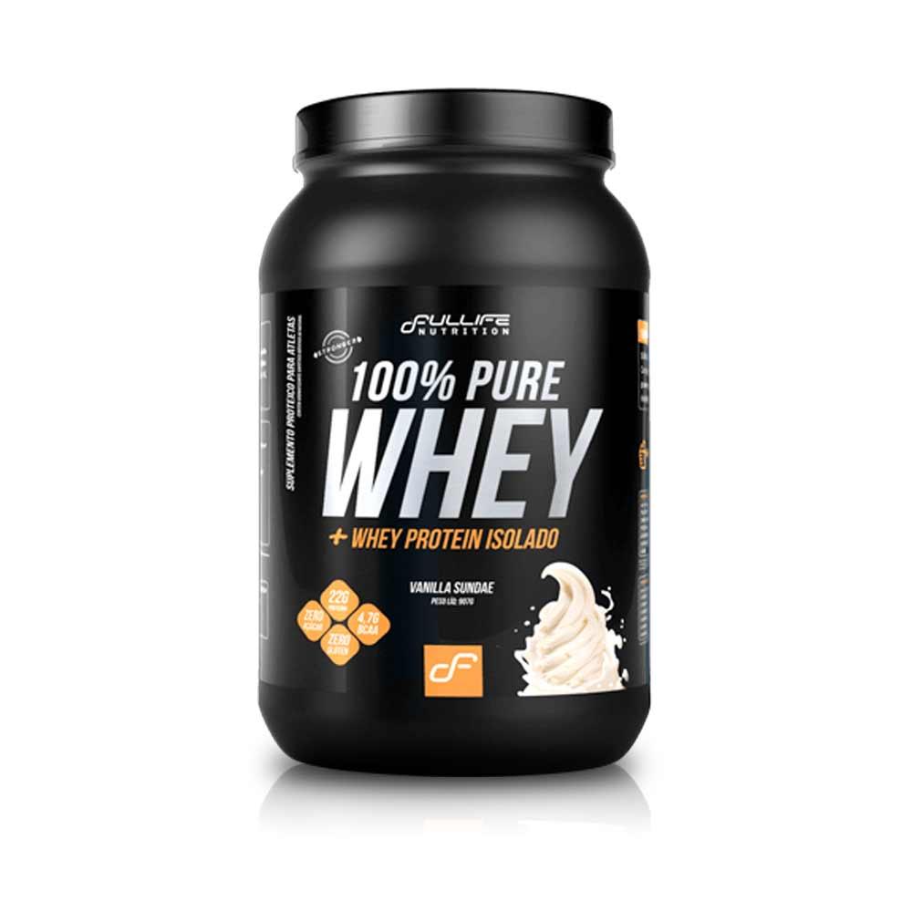 100% Pure Whey 900G - Fullife