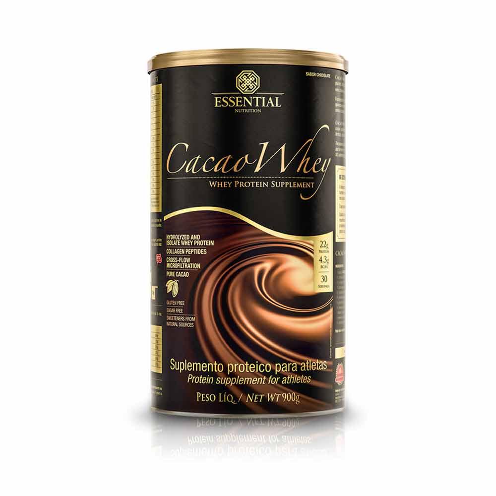 Cacao Whey 900G - Essential