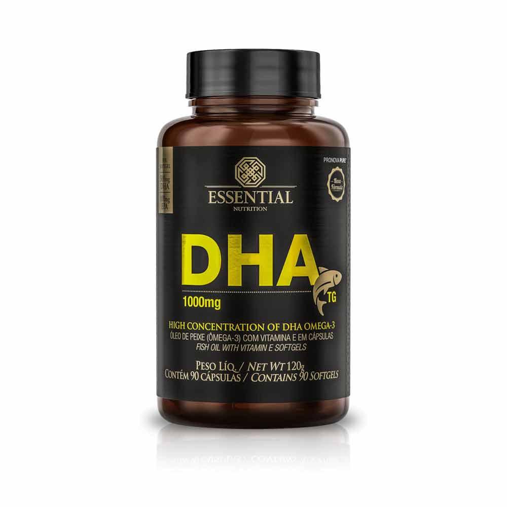 DHA TG 1000Mg 90Caps - Essential