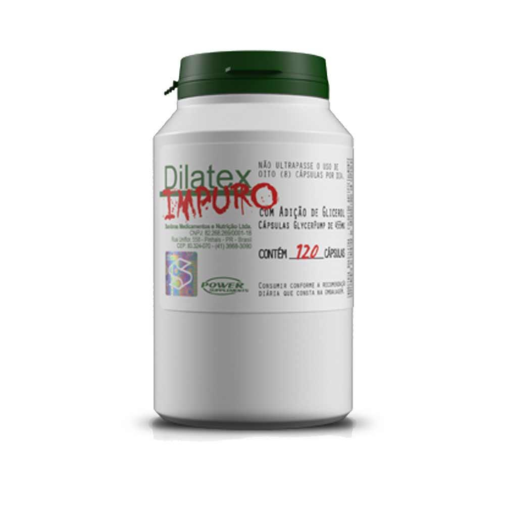 Dilatex Impuro120Caps - Power Supplements