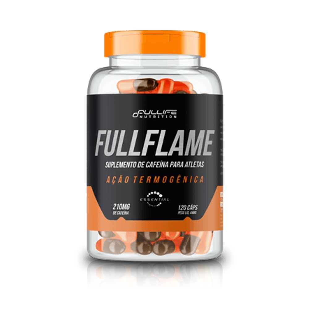 FullFlame 210Mg 120 Caps - Fullife
