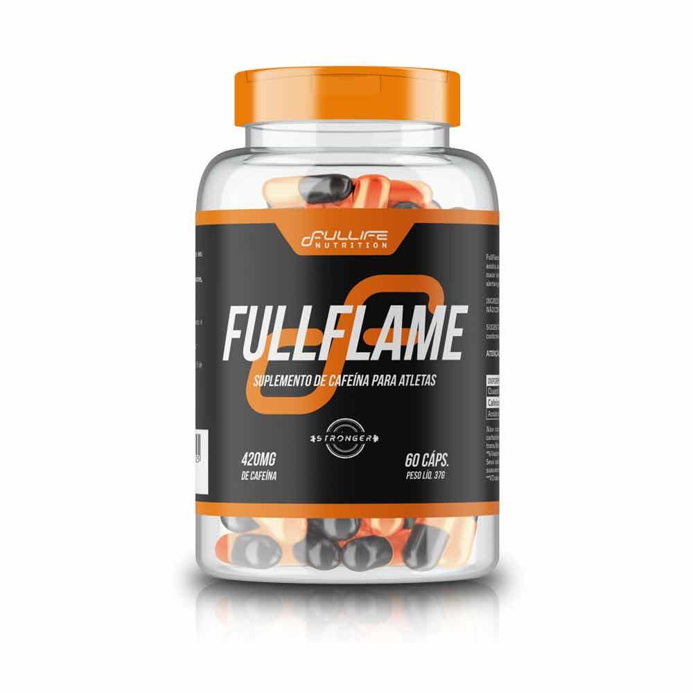 FullFlame 420Mg 60 Caps - Fullife