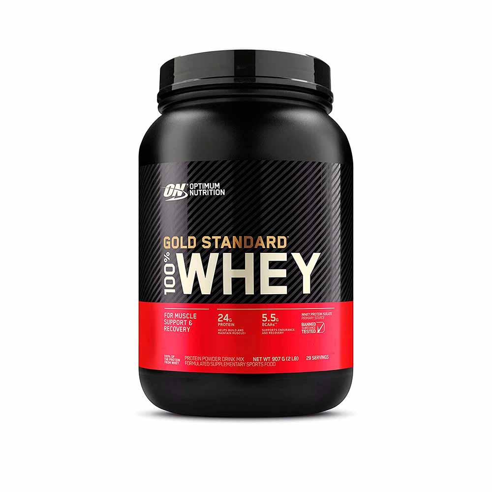 Gold Standard 100% Whey 907g - Optimum Nutrition