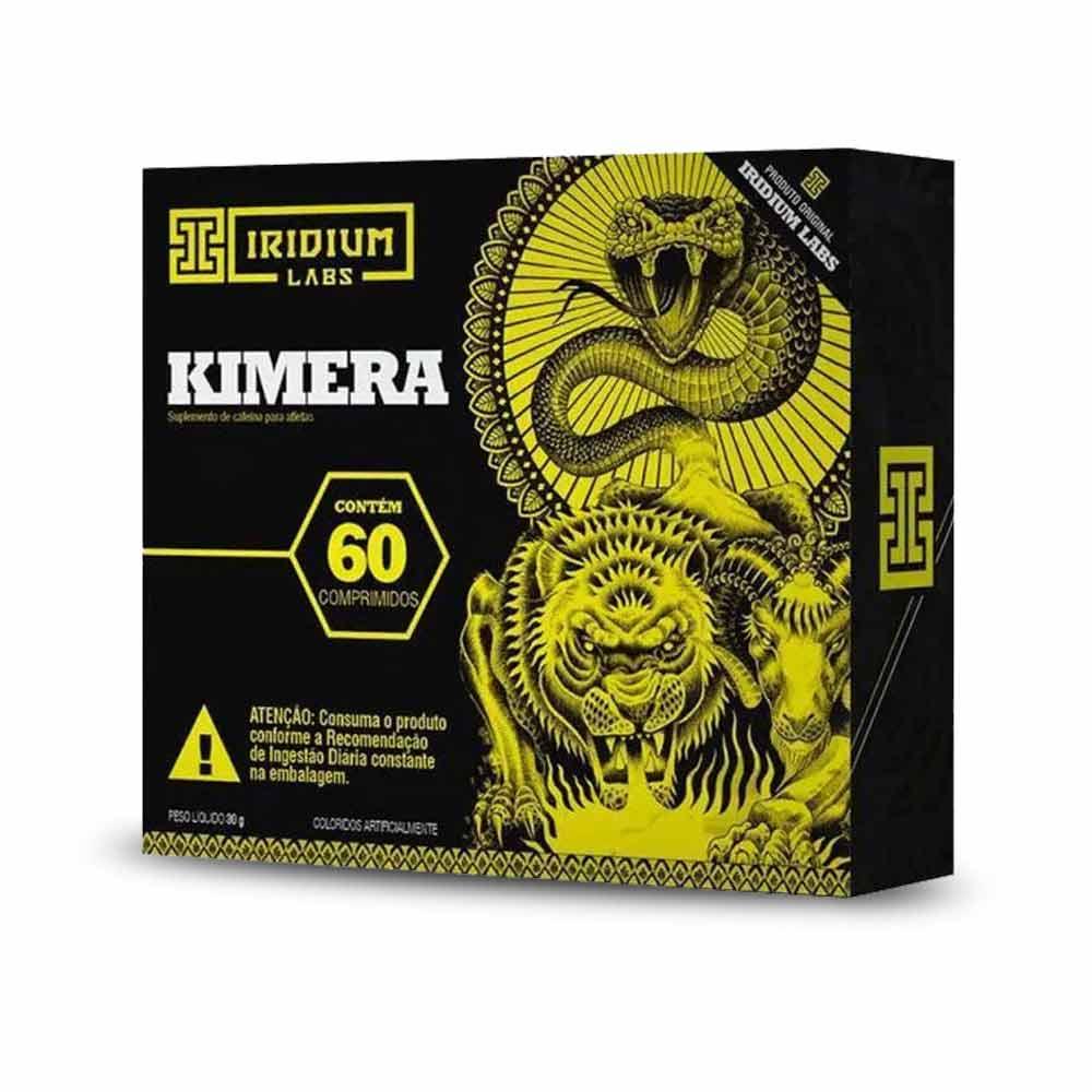 Kimera Thermo 60Caps - Iridium Labs
