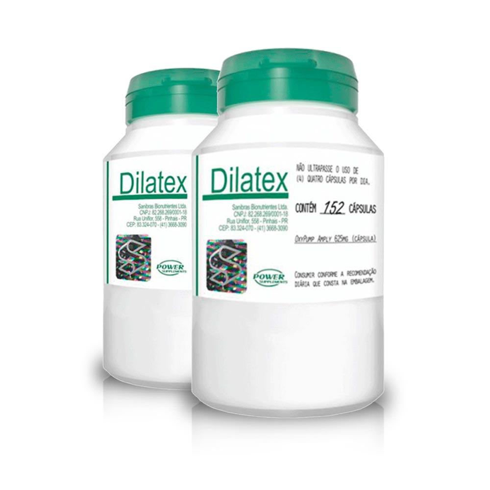 Kit 2Un Dilatex 152Caps - Power Supplements