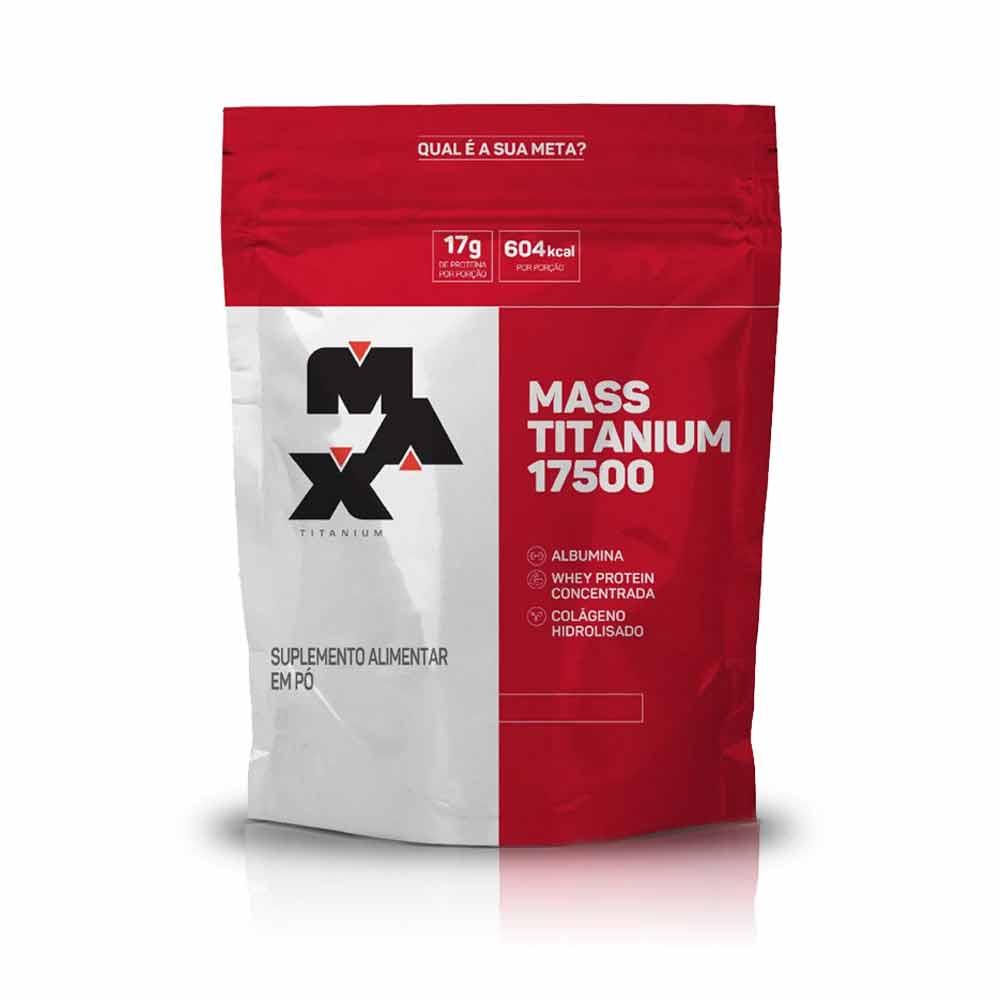 Mass Titanium 17500 1,4Kg - Max Titanium