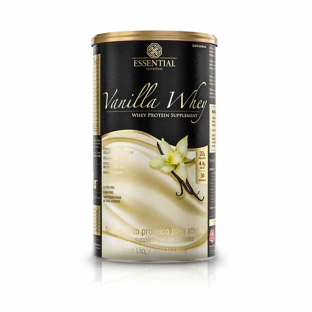 Vanilla Whey 900G - Essential