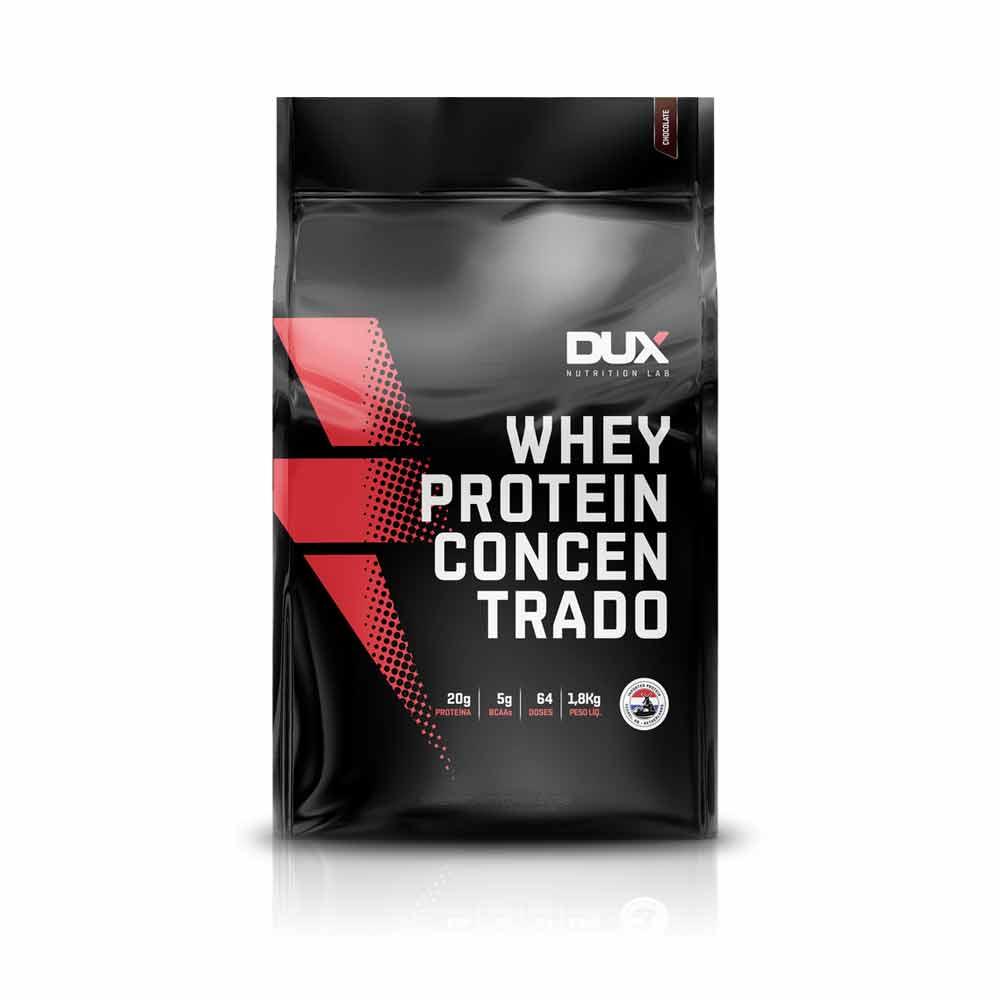 Whey Protein Concentrado 1,8Kg - Dux